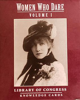 Women Who Dare, Vol. I Knowledge Cards