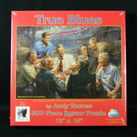True Blues Puzzle