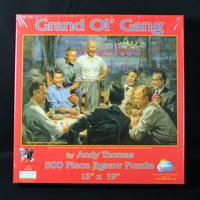 Grand Ol' Gang Puzzle