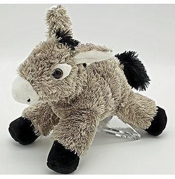 """Donkey- 8"""" plush"""