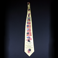 Necktie: Pledge of Allegiance