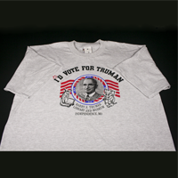 I'd Vote for Truman T-shirt - S