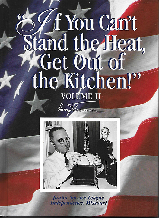 Can't Stand the Heat Cookbook