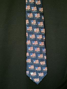 Necktie: Heritage Flags